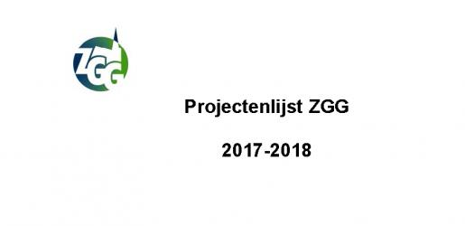 Projectenboek 2017-2018